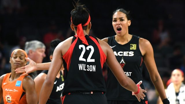 WNBA: Chicago Sky face Las Vegas Aces; Atlanta Dream take on Minnesota Lynx