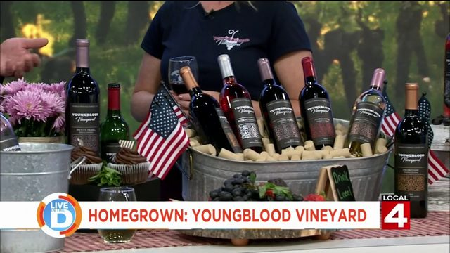 Homegrown: Wines from Youngblood Vineyard