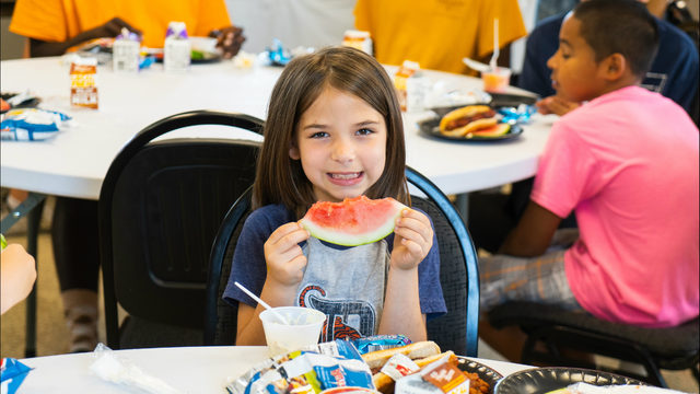 Food Gatherers launches its 2019 Summer Food Service Program