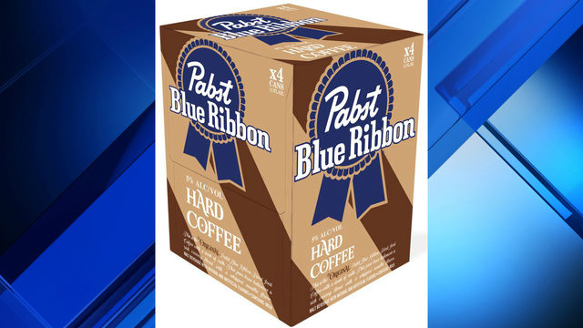 Pabst Blue Ribbon tests new Hard Coffee
