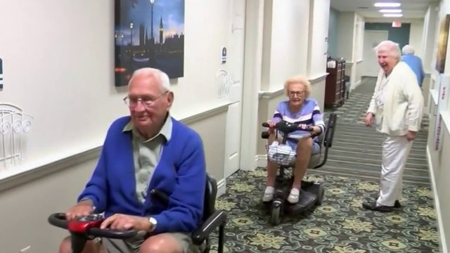 100 and 102-year-old couple weds in town outside of Toledo