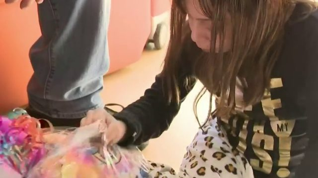 She thought her daughter just needed glasses, but something much more…