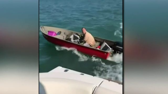 Lake St. Clair boat rage video goes viral