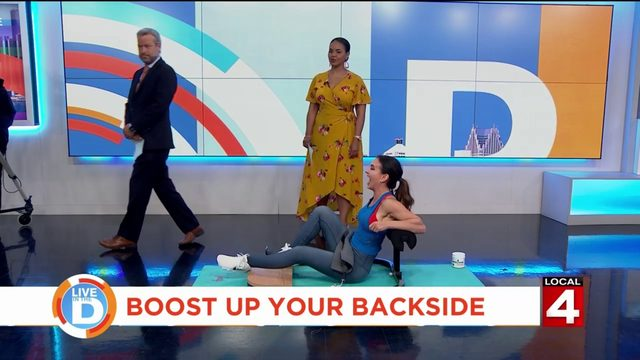 Boost up your backside with Jody