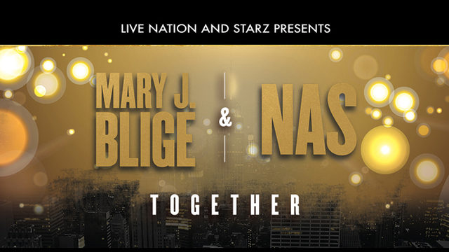 It's a Free Friday! Mary J. Blige & Nas at DTE Energy Music Theatre Rules
