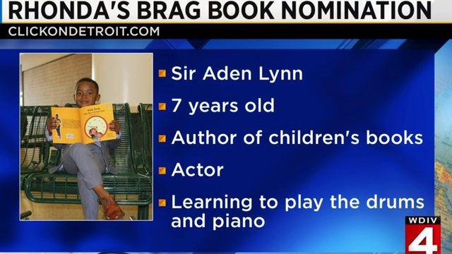 Rhonda's Brag Book: Sir Ayden Lynn