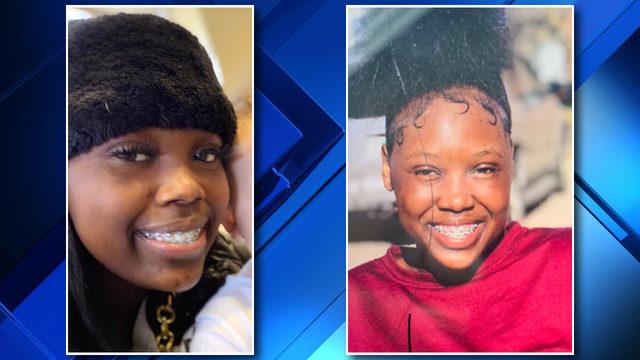 Canton police seek missing 15-year-old girl, Marketa Lucas