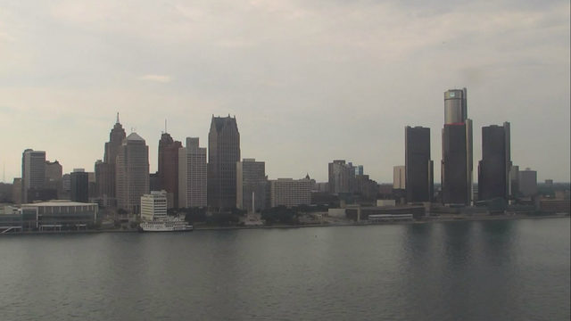 Metro Detroit weather: Hot, humid with scattered storms Thursday evening