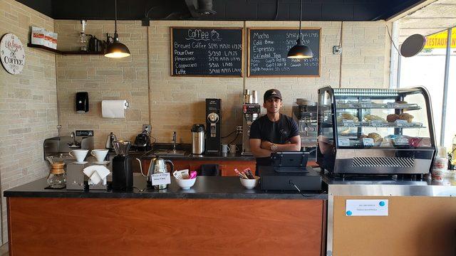 19 Drips offers westside Ann Arbor new coffee spot on Liberty Street