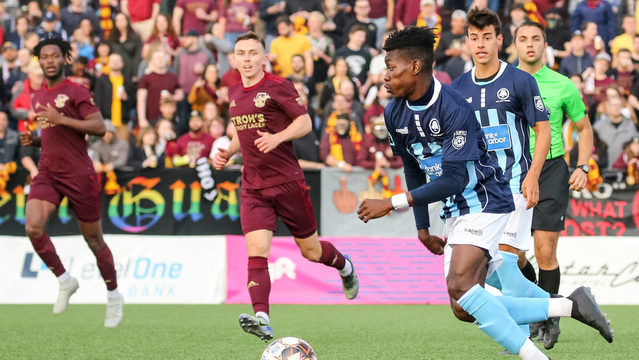 AFC Ann Arbor to face off against Detroit City FC Sunday
