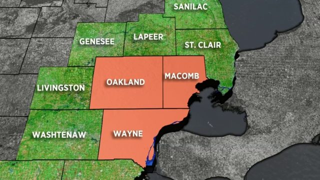 Metro Detroit weather: Heat, humidity could reach dangerous levels Friday