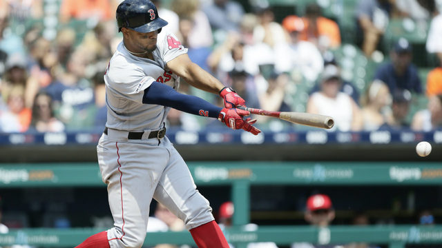 Price, Vazquez, Bogaerts lead Red Sox to 6-3 win over Tigers