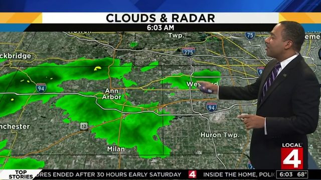 Metro Detroit weather forecast: Warm temperatures without high humidity