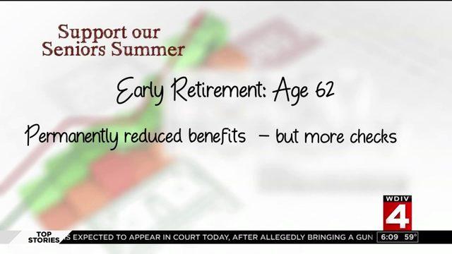 Financial tips for seniors: Retirement benefits