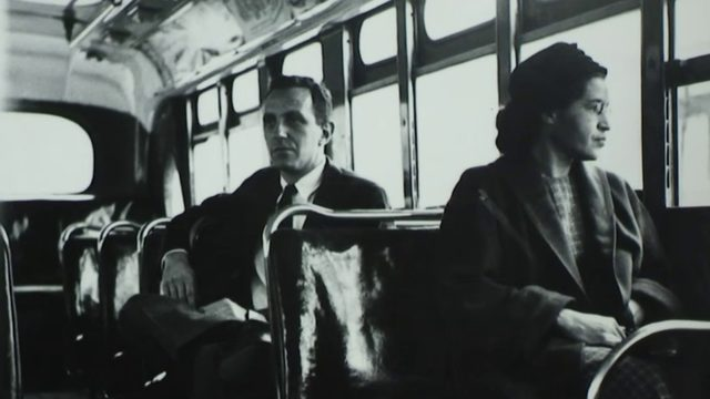 The unique history behind the Rosa Parks bus that sits at the Henry Ford…