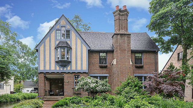 Gorgeous 1920s Tudor steps away from Ann Arbor's Arboretum hits market