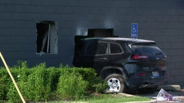 Woman loses control of car, crashes into building along Telegraph Road…