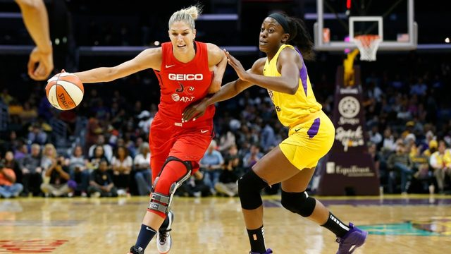 WNBA: 4 matchups between teams from the Eastern and Western conferences