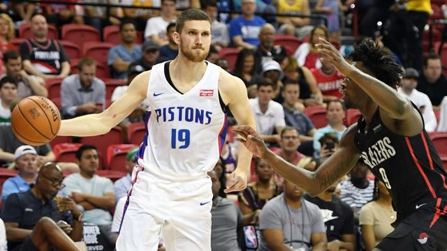 Bright future for Pistons as they are undefeated in NBA Summer League play