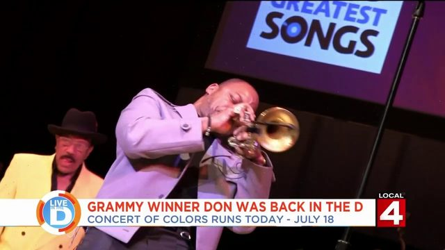 See this Grammy and Emmy-winning artist at Concert of Colors