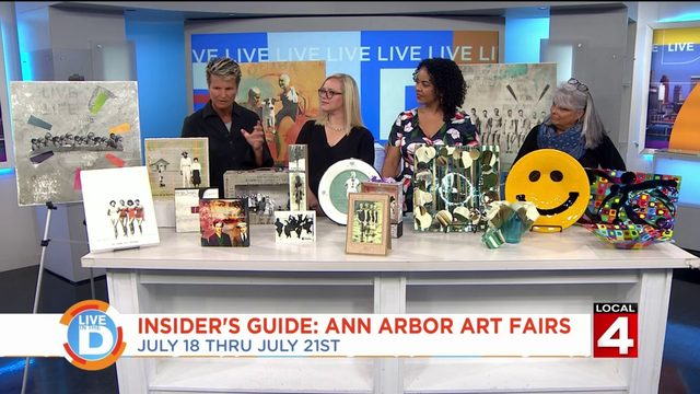 The insider's guide to navigating the Ann Arbor Art Fairs