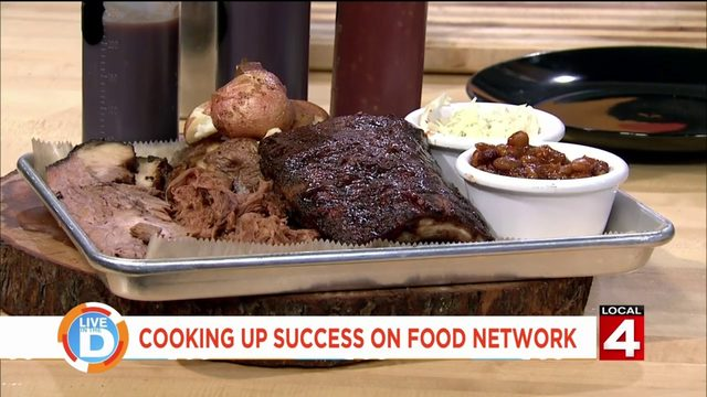 Metro Detroit Chef Chad Barrett is cooking up success on the Food Network