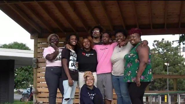 Uniquely Detroit: Youth Poetry Slam Team