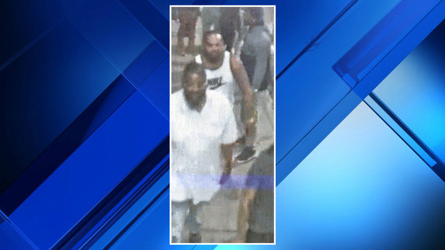 Detroit police search for hit-and-run driver accused of hitting man, woman