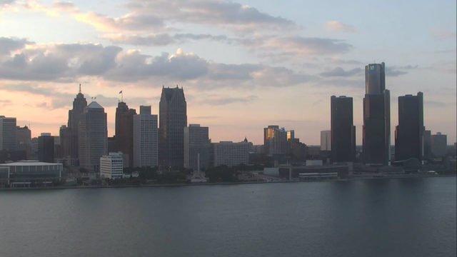 Metro Detroit weather: Good-looking, warm Friday evening