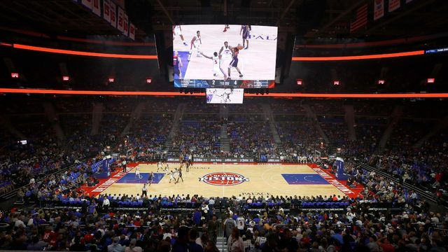 Detroit Pistons to auction collectibles from The Palace: List of items,…