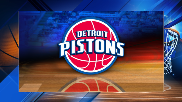 Detroit Pistons kick off weekend of events with day of service
