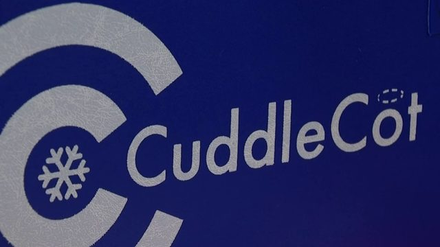 Cuddlecots donated to 5 hospitals