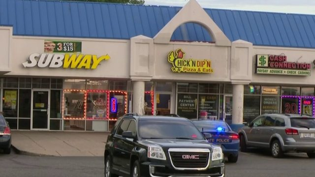 Feds raid Chick'n Dip 'N Pizza in Highland Park