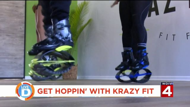 Jump into fitness with Krazy Fit in Allen Park