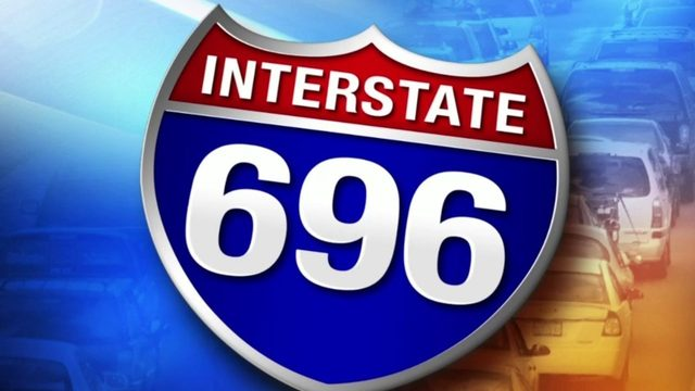 Multiple lanes of I-696 to be closed this weekend in Macomb County