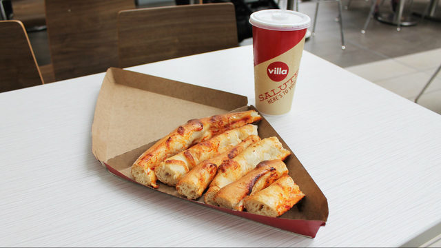 Popular pizza chain to begin offering orders of pizza crust