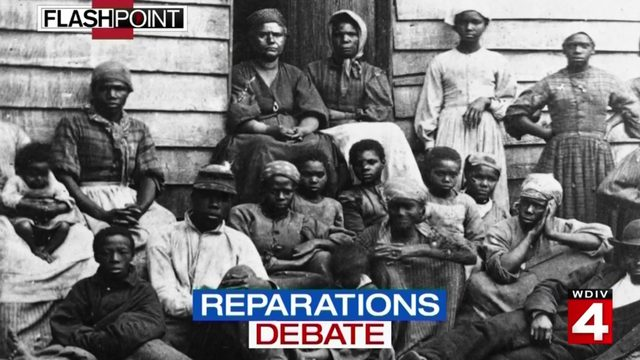 Flashpoint 7/14/19: Considering reparations for slavery; upcoming…