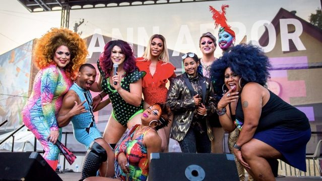 Ann Arbor Pride kicks off Aug. 3 in downtown Ann Arbor