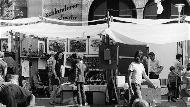 In pictures: Ann Arbor Art Fair throughout the decades