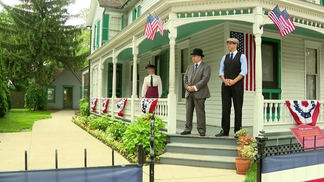 Take a day trip to Greenfield Village