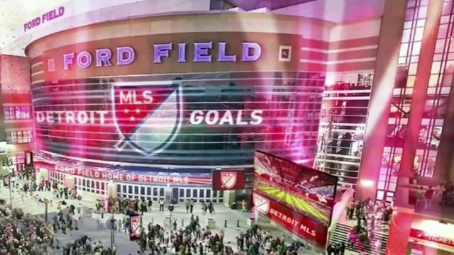 Detroit no longer front runner for MLS team