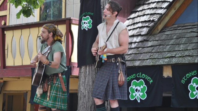 You won't want to miss the Highland Games at Michigan Renaissance Festival