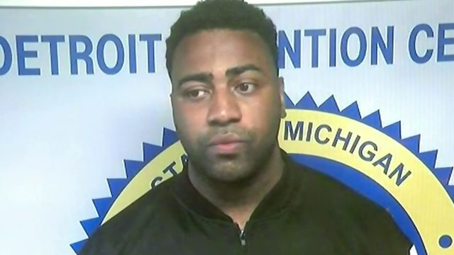 Prosecutors: Detroit officer demands women's numbers during traffic stops