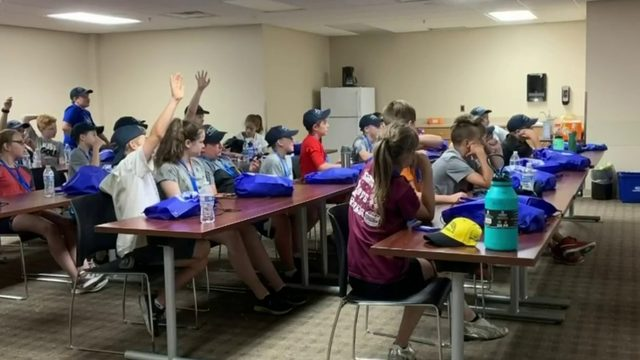 Youth Law Enforcement Academy in Shelby Township teaches kids about law…