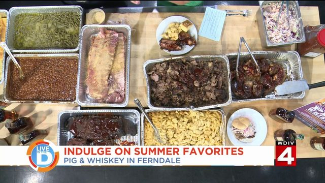 Indulge at Pig & Whiskey festival back in Ferndale this weekend