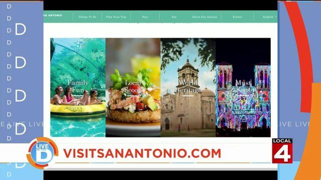 New trip idea: We're Taking Off to San Antonio!