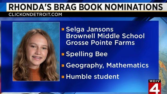 Rhonda's Brag Book: Selga Jansons