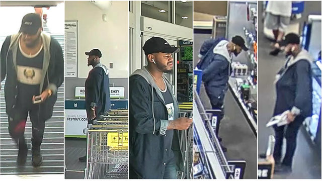 Man wanted for stealing $868 worth of Apple products from Utica store,…