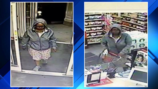 Woman accused of using credit card stolen from car to make purchase at…