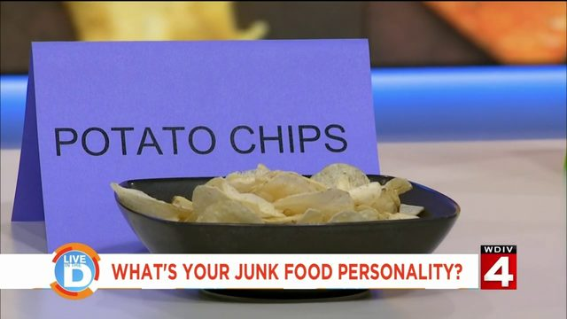 What does your favorite junk food say about your personality?